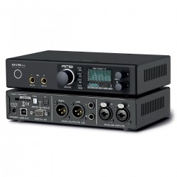 RME ADI-2 PRO FS R BLACK EDITION ADC DAC Headphone Amplifier Balanced SteadyClock FS 768kHz DSD256