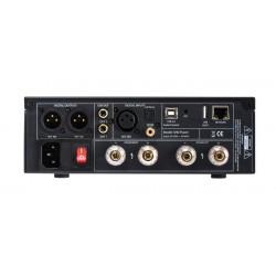 MINIDSP SHD POWER Lecteur réseau DAC PCM1795 DSP SHARC Dirac Live Amplificateur TPA3255 2x120W Noir