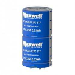 MAXWELL Supercondensateur 2.7V 325F