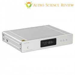 TOPPING D70 BT DAC Symétrique 2x AK4497 XMOS XU208 I2S Bluetooth 5.0 LDAC 32bit 768kHz DSD512 Argent