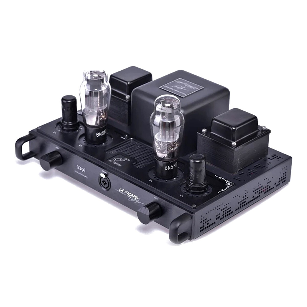 LA FIGARO 339I Amplificateur Casque à Tubes