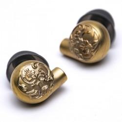 IKKO OH7 Écouteurs Intra-Auriculaire IEM Dynamiques MMCX