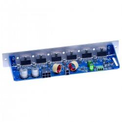 NEUROCHROME MODULUS-686 Balanced Class AB Mono Amplifier Board LME49724 6x LM3886 240W 8 Ohm