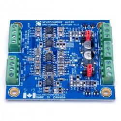 NEUROCHROME UNIVERSAL BUFFER Stereo Buffer Board Balanced / Single-Ended