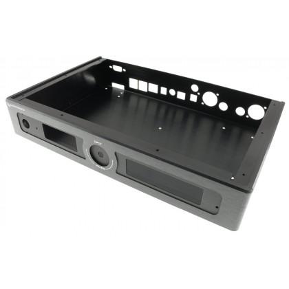 AUDIOPHONICS EVO DAC housing kit Aluminum Black