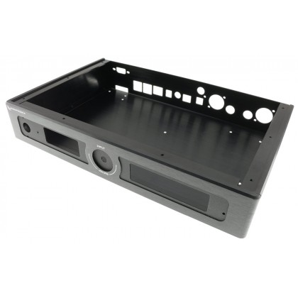 AUDIOPHONICS EVO DAC kit boitier Aluminium Noir