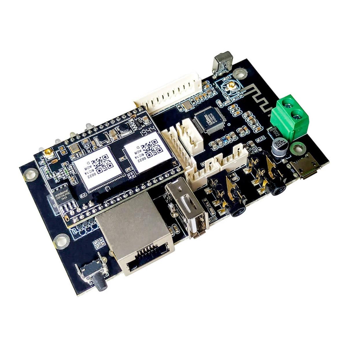 ARYLIC UP2STREAM PRO V3 Receiver WiFi 2.4G Bluetooth 5.0 to I2S SPDIF Multiroom 24bit 192kHz