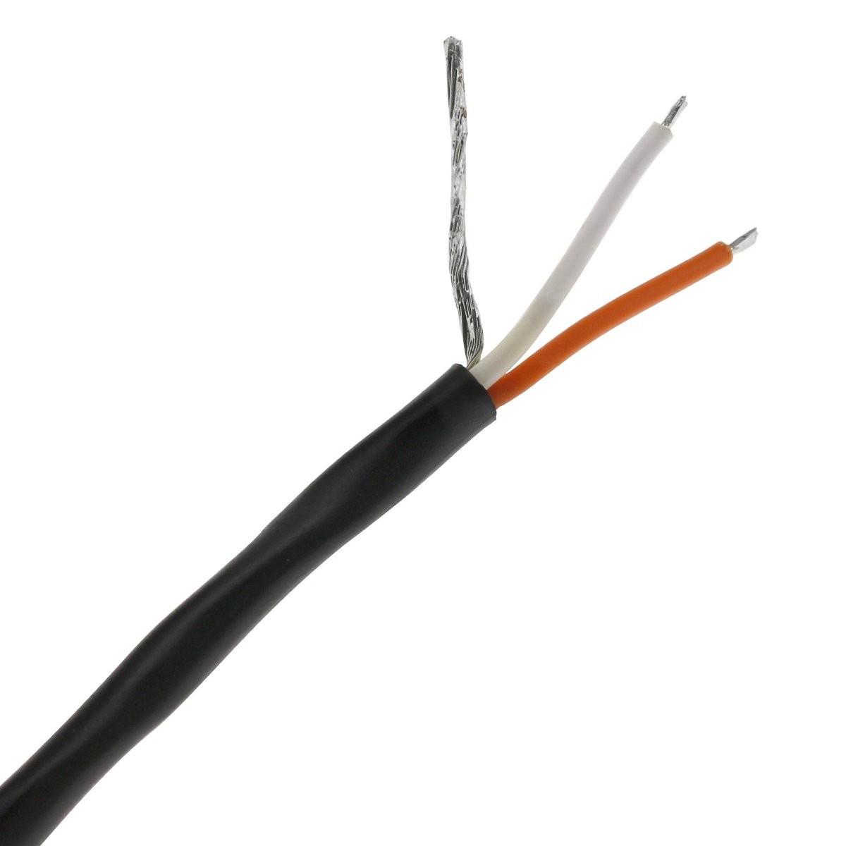 CANARE L-2B2AT Câble de Modulation Symétrique Ø3.2mm
