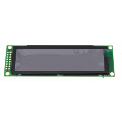 "White SPI / IIC 256x64 OLED 3.12"" screen"