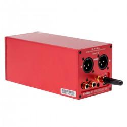 SMSL M300 MKII DAC AKM AK4497 XMOS 32bit 768kHz DSD512 Bluetooth 5.0 Apt-X Red