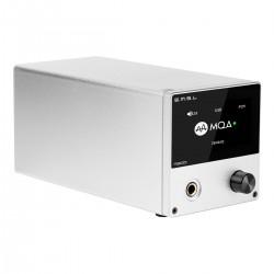 SMSL M500 Balanced DAC ES9038Pro Headphone Amplifier XMOS XU216 MQA 32bit 768kHz DSD512 Silver