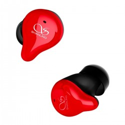 SHANLING MTW100 Écouteurs Intra-Auriculaires IEM Bluetooth 5.0 Haut-Parleurs Knowles