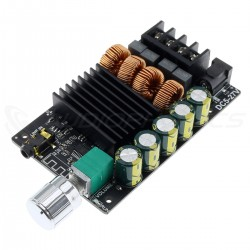 Amplifier Board with Volume Control Bluetooth 5.0 TPA3116D2 2x25W 8 Ohm