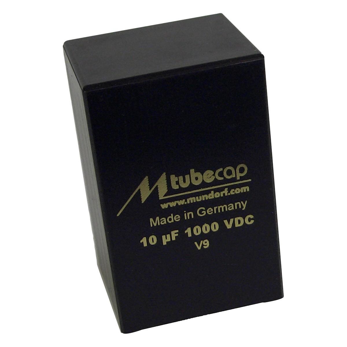 MUNDORF TUBECAP Condensateur 750V 20µF