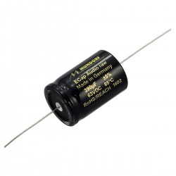MUNDORF E-CAP ECAP63 (BR63) RAW Condensateur 63VDC 23VAC 220µF