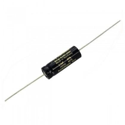 Mundorf E-Cap BG50 PLAIN 82.00µf Condensateur