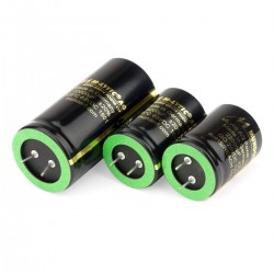 Mundorf M-Lytic AG Condensateur 63V 15000µF