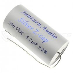 Jantzen Audio condensateurs Silver Z-cap 800 VDC 6.8 µF