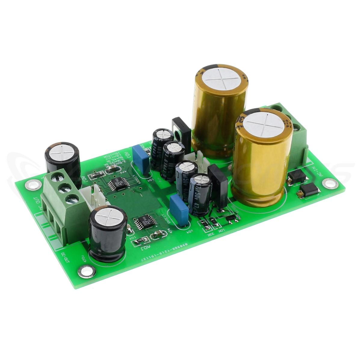 Dual Linear Power Supply Module LT3045 LT3094 +/-5V