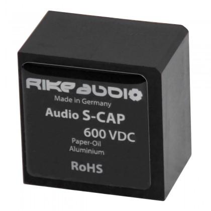 Rike Audio S-Cap - Condensateur Papier Huilé 600V 1.5µF