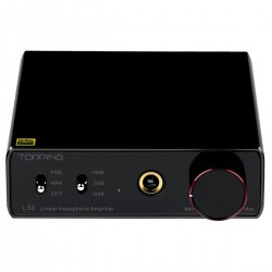 TOPPING L30 Headphone Amplifier Black