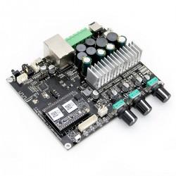 ARYLIC UP2STREAM AMP 2.1 Module Amplificateur 2.1 WiFi Bluetooth 5.0 Contrôle de Tonalité 2x50W 4 Ohm+ 100W 2 Ohm
