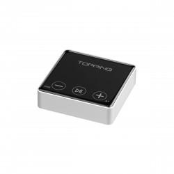 TOPPING BC3 Récepteur audio Bluetooth 5.0 aptX HD LDAC DAC ES9018Q2C 24Bit/192kHz Argent