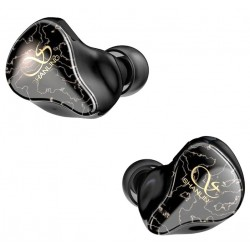 SHANLING ME500 Ecouteurs Intra-Auriculaires IEM Hi Res 18 Ohm