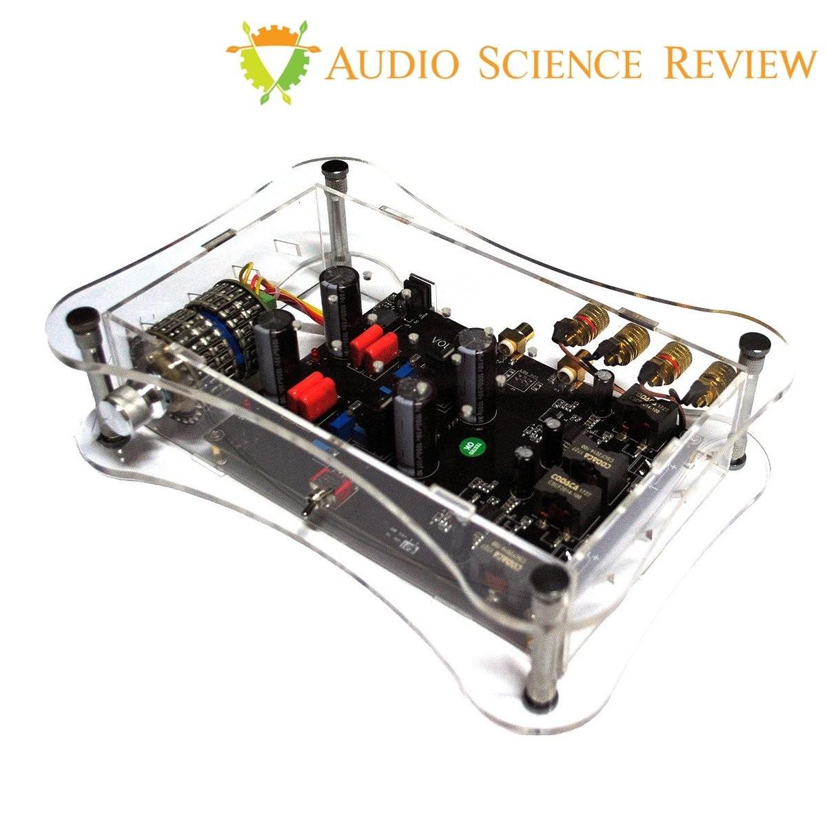 ALLO VOLT+D Amplificateur Double Mono Class D 2x TPA3118D2 2x60W 4 Ohm