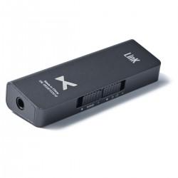 XDUOO LINK2 Adaptateur DAC USB-C ES9118EC 32bit 384kHz DSD256 150mW 32 Ohm Gray