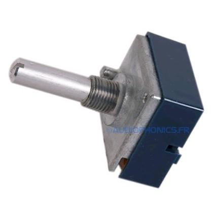 Potentiomètre ALPS Mono RK27 haute qualité 100Kohm