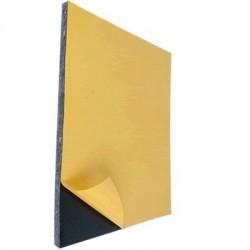 PINTA FU1220+BI5A - Feutre Absorbant Textile + Amortissant bitume 400x500mm