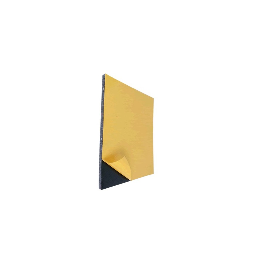 pinta fu1220 bi5a feutre absorbant textile amortissant bitume 400x500mm audiophonics. Black Bedroom Furniture Sets. Home Design Ideas