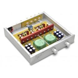 AUDIOPHONICS JC2-FET Préamplificateur Contrôle de Volume Sélecteur de Source 4x RCA