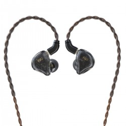 FIIO FD1 In-Ear Monitor IEM Beryllium Plated Dynamic Drivers