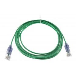 Câble Ethernet RJ45 Catégorie 6A Slim 3m