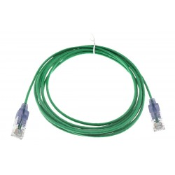 Ethernet Network patch RJ45 cable 6A Slim 3m