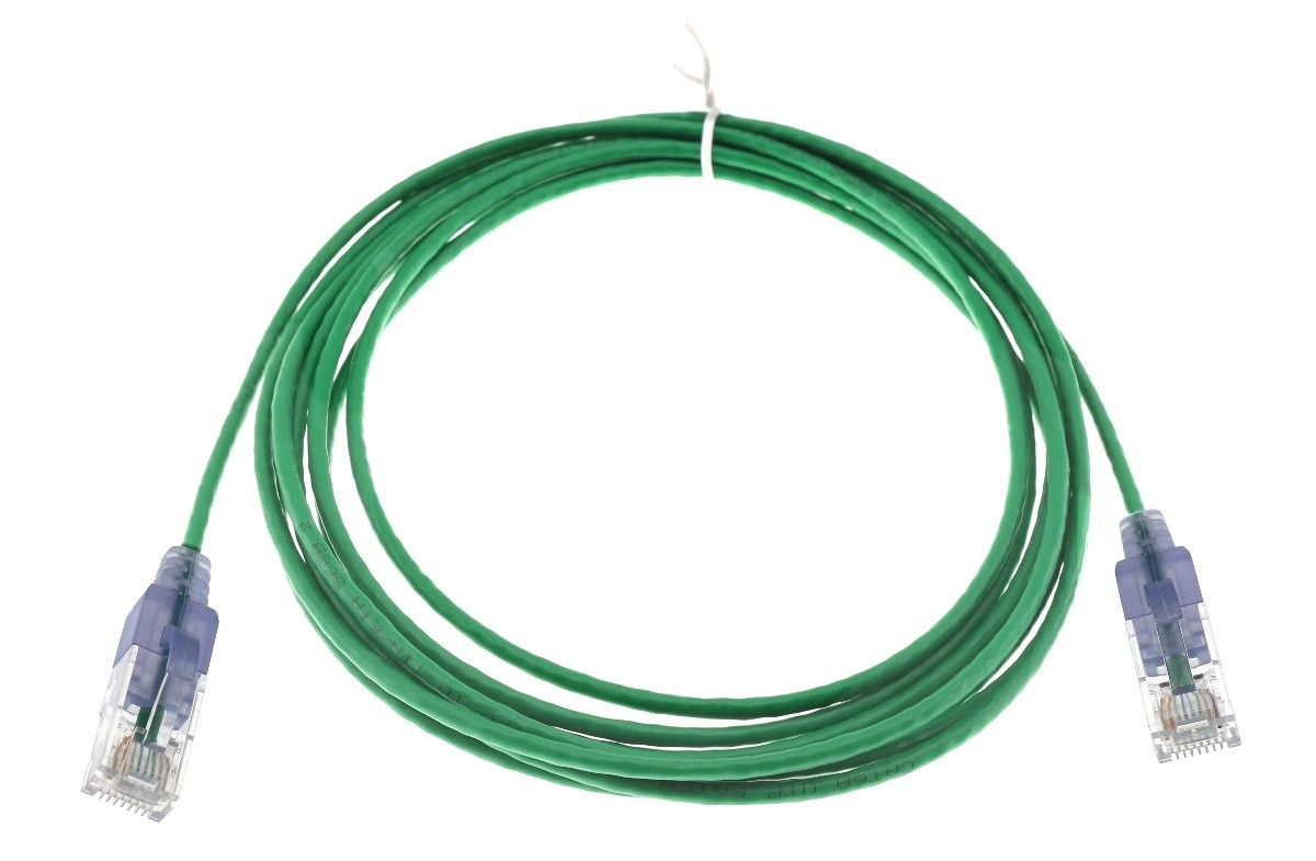 Ethernet Network patch RJ45 cable 6A Slim 3m