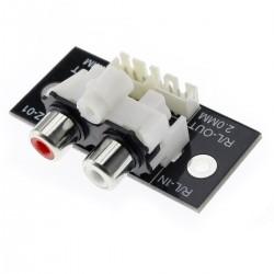 Module Adaptateur Connecteur JST XH PH vers Embases RCA