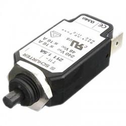 SCHURTER Resettable Circuit Breaker 1A