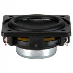 DAYTON AUDIO CE32A-8 Mini Haut-Parleur Large Bande 2W 8 Ohm 78dB 240Hz - 20kHz Ø2.5cm