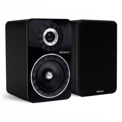 ELIPSON PRESTIGE FACET 6B Bookshelf Speakers 2 Way 90dB 57Hz - 25kHz Black (Pair)