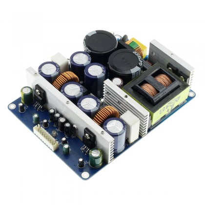 CONNEX IRS2200SMPS Class D Amplifier Board IRS2092S 2x200W 4 Ohm