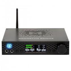 MYTEK BROOKLYN BRIDGE Lecteur Réseau DAC Préamplificateur Phono MM/MC 32bit 384kHz DSD256 MQA