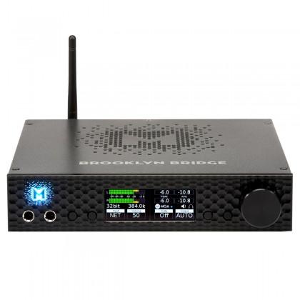 MYTEK BROOKLYN BRIDGE Streamer DAC MM/MC Phono Preamplifier 32bit 384kHz DSD256 MQA