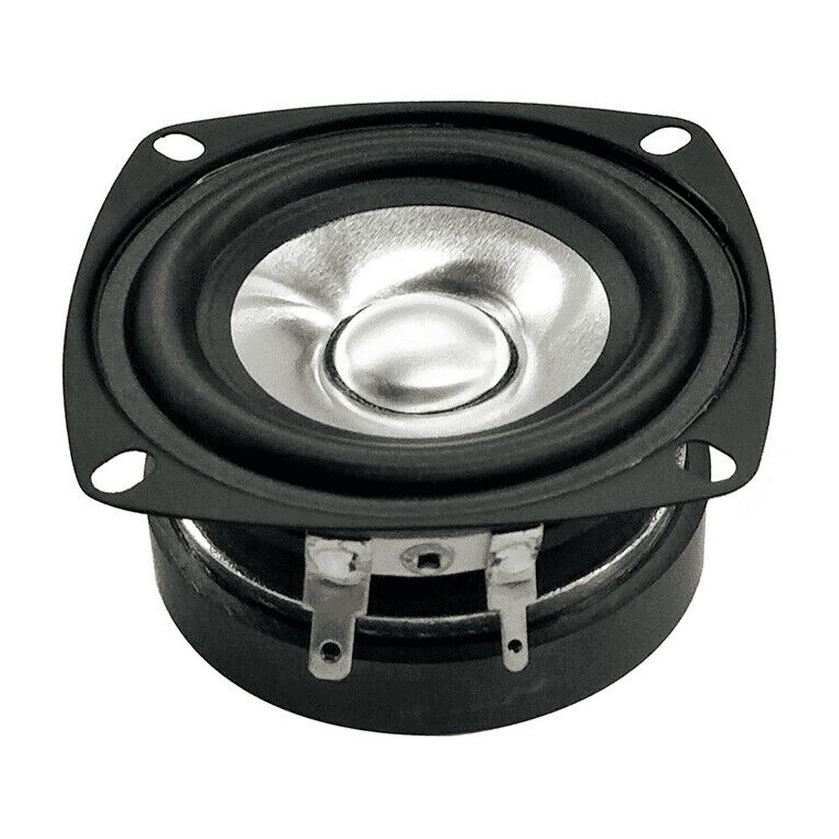 FOUNTEK FE86 Speaker Driver Full Range 15W 8 Ohm 83dB 95Hz - 20kHz Ø8cm (Unité)