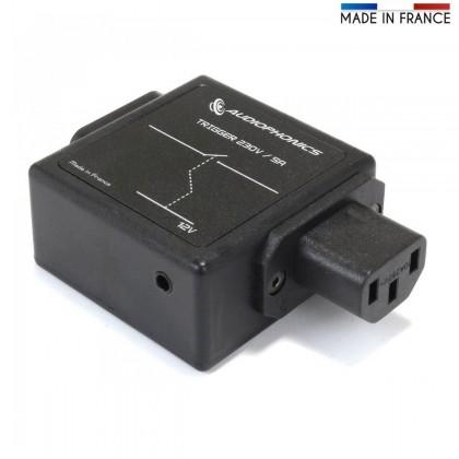 Audiophonics Trigger 12V sur prise IEC Déclencheur d'alimentation