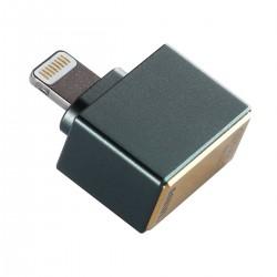 DD TC28I Male Lightning to Female USB-C Adapter OTG