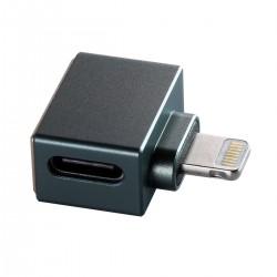 TC28I Adaptateur Lightning Mâle vers USB-C Femelle OTG