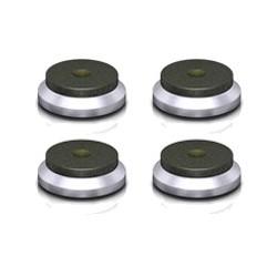Viablue QTC Discs Silver Disques de remplacement pour pointes x4